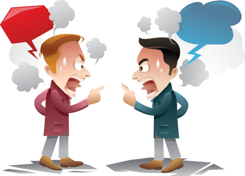Как разговаривать с агрессивным человеком